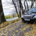 Автомобиль Mercedes Benz w221