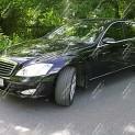 Автомобиль Мерседес S500 W221 Long